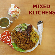 mixed kitchens